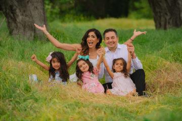 Family Portrait Photographer Orange County